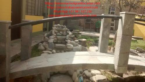 Piedra talamoye, piedra laja, piedra granítica, enchape de piedra rus