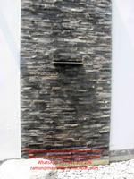 caída de agua en piedra talamoye