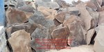 piedra talamoye, piedra laja, piedra granítica forma irregular