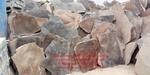 Piedra talamoye, piedra granítica formato irregular