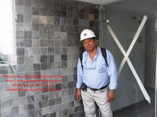 Piedra talamoye, piedra laja, piedra granítica 10 x 10