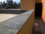 Piedra talamoye, piedra laja, piedra granítica con visto