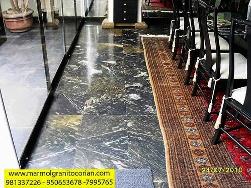 cristalizado de piso