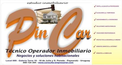 estudio inmobiliario PinCar