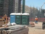 Baños en construcciones