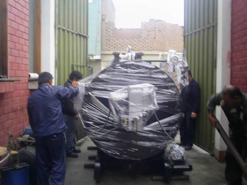DESPACHO DE CALDERA 100 BHP