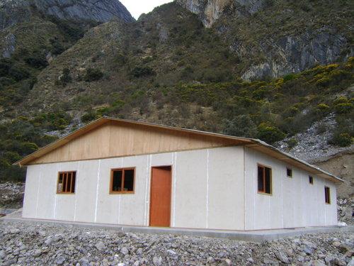 oficinas para campamento