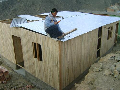 casas en sitios remotos
