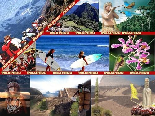 INKA PERU VIAJES turismo Aventura - ecologico - Mistico - Cultural.
