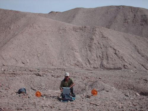 Sondaje Electrico Vertical para un reservorio en  Moquegua
