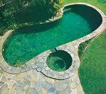 POOL AND STONE banheira de água quente