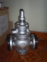 REDUCING VALVES OF VAPOUR PRESSURE