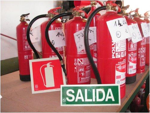 extintores de 01-02-04-06-09-12 kg portatiles de polvo quimico seco