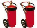 extintores de 25-50 kg rodantes de pqs presurizados