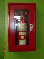 gabinetes para extintores