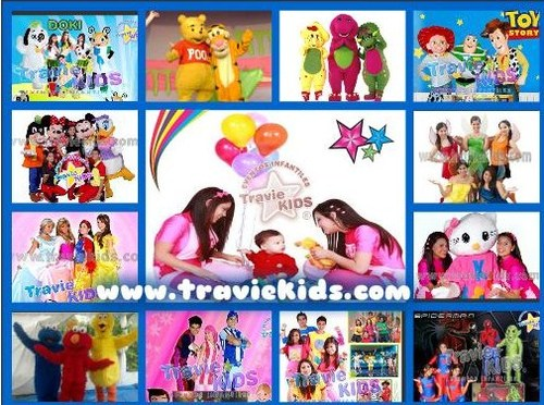 ORGANIZE ALL YOUR CHILDREN'S PARTY - CHRISTMAS SHOWS