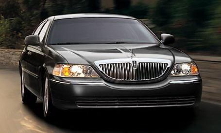 American Luxury Sedan