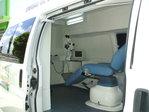 Mobiele medische eenheid van een enkele Office