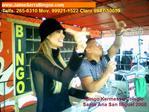 Bingo Holiday www.JaimeSerraBingos.com Tel 265-6310