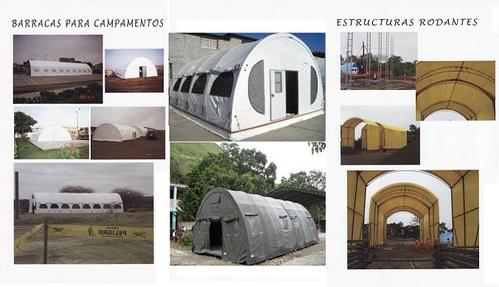 Barracas Para Campamentos