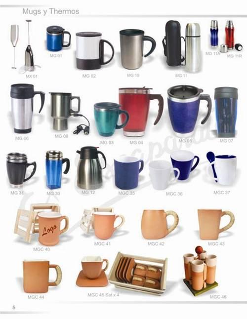 Mugs Térmicos