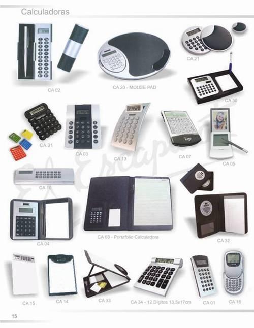 Calculadoras importadas