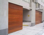 SLIDING DOOR OF GARAGE