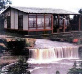 Geprefabriceerde huis Model Sabanera