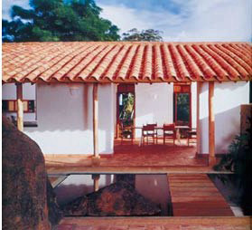 Casa Prefabricada Modelo Sabanera