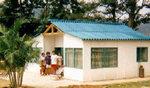 Geprefabriceerde Huis Model Cabin