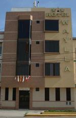 Fachada Hotel Waylla - Chiclayo