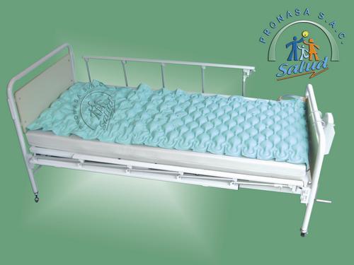 Alquiler de cama clinica mecanica altura fija