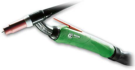 Pistolas de Soldar para Proceso de Soldadura Tig(GTAW)-Trafimet-Italia