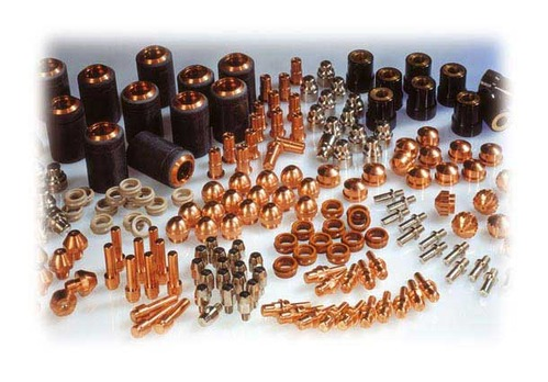 PLASMA CUTTING CONSUMABLES ACCESSORIES