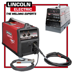 WELDING MACHINES MCA. LINCOLN ELECTRIC MIG, TIG, submerged arc, PLASMA