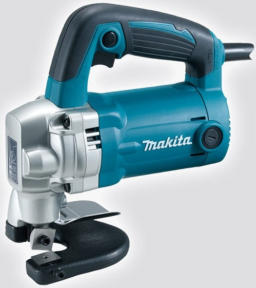 Brand Makita Electric Shear Model JS-Japan 3200 and Germany Metabo-