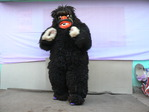 Traje de Gorila