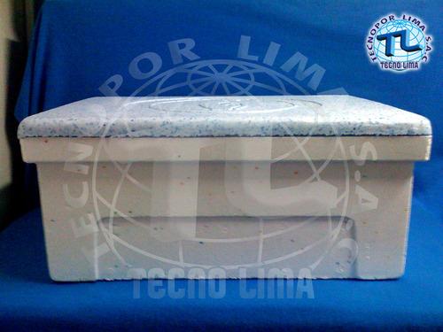 styrofoam box # 8