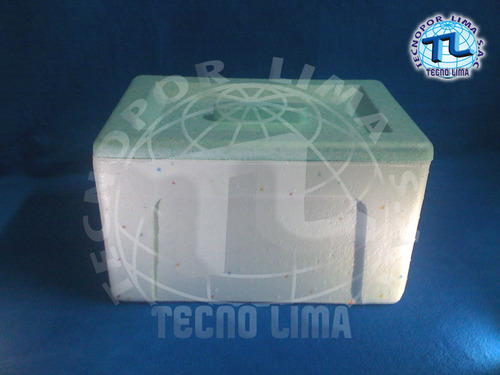 caja de tecnopor # 2