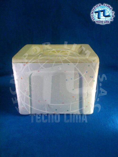 styrofoam box # 5