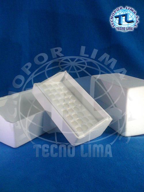 styrofoam box for vaccines