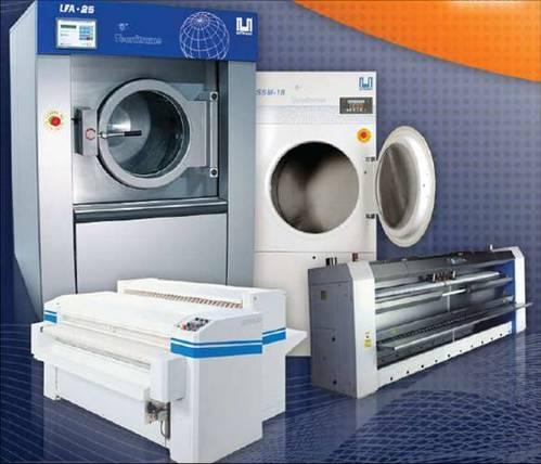 Commerciële en industriële wasserij