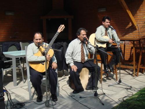 Grupo Criollo Internacional Betto Orquesta y Coros