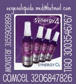 Synergy4 the same laboratory of Liquid Oxygen
