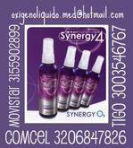 Synergy4 del mismo laboratorio de Oxigeno Liquido
