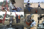 Gauging and tests of pumping