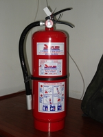 EXTINGUISHERS   AND FUMIGATIONS    SAYLIM