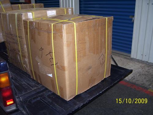 Parcel de entrega na Guatemala