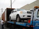 Transportes Guzman - Embarque de Carros a Guatemala