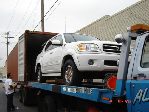 Guzman Transport - Car Shipping nach Guatemala